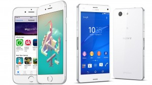 Apple-iPhone-6-vs-Sony-Xperia-Z3-Compact