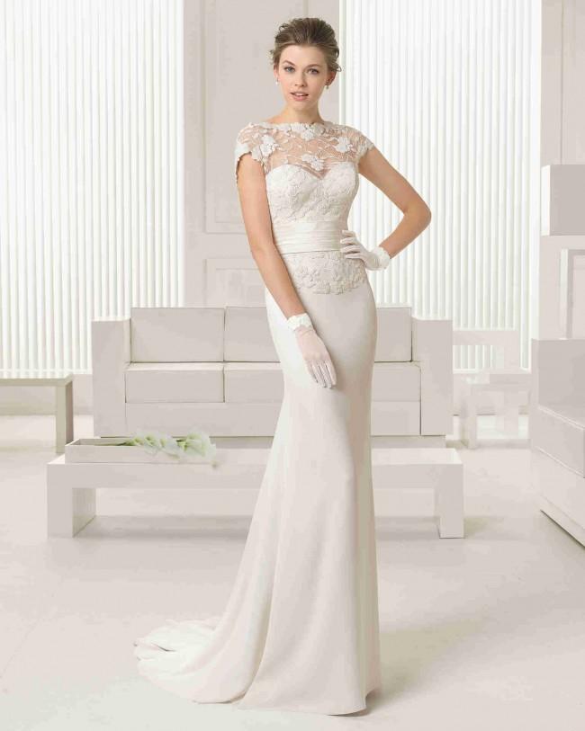 charming-illusion-short-sleeve-sheath-column-bridal-wedding-dress-hro0090-a